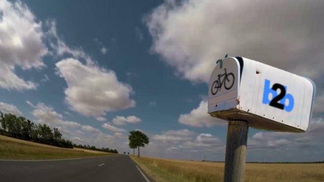 b2b mailbox road