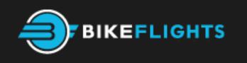 BikeFlights Logo 348px
