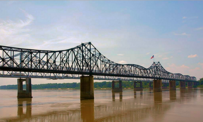 Old US 80 Bridge at Vicksburg 800px