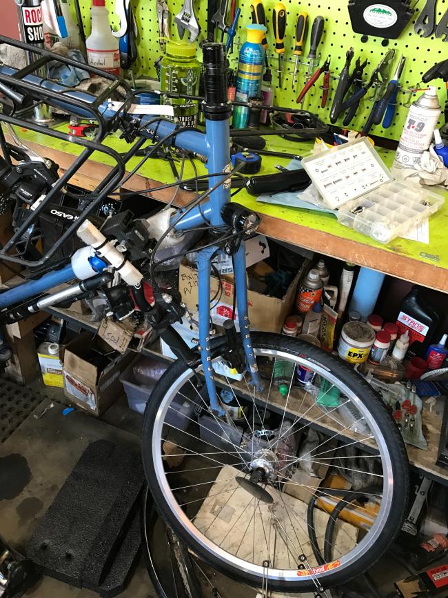 Bike at Shop in Palmer 650px