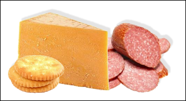 Cheese and Sausage 600px