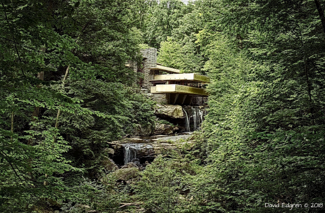Fallingwater 999px